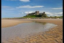 castles - england