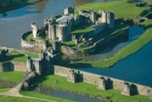 castles - wales