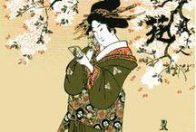 art of the kimono