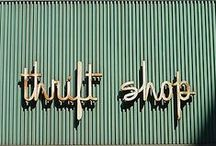 THRIFTING 101 / Tips and tricks for thrifting at antique and secondhand stores. #home #decor #vintage #thrifting