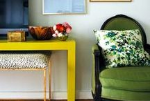 FURNITURE MAKEOVERS / #DIY Before and After projects for vintage, thrifted outdated furniture!