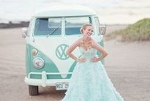Ganz in mint ... / Bei einer Hochzeit muss nicht immer weiß dominieren - die Liebeleins lieben mint.