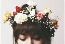 FLOWER LOVER / Flowers, Liberty print, printed flower...