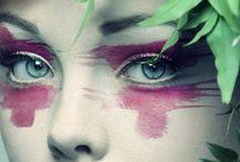 BEAUTY / MAKE UP / HAIRSTYLE / Makeup, hair style, nail polish, manucure...