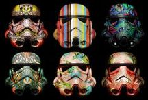 Star Wars Art - Prints on canvas and Wall Art / This is a collection of the Star Wars Art - Prints on canvas and Wall Art available to buy on our site