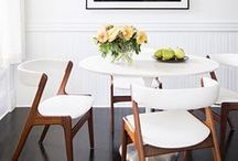 MUST-HAVE CHAIRS / Must-have, chic and vintage chairs of all styles. Endless inspiration for seating and decorating ideas.