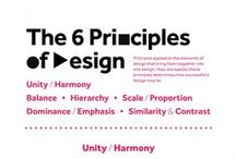 Fashion/design/colours / Theory and principles for a good design.