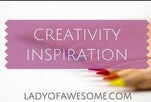 CREATIVITY • INSPO / Creativity, inspiration, motivational quotes, life quotes, creative inspiration, creative life