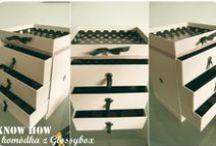 DIY pudełka & blow box