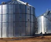 Agrocrush Storage Bin Construction