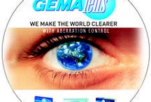 GEMAlens / Contact lenses with Aberration Control