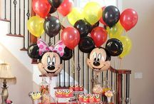 Minnie & Mickey party