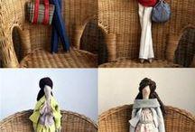 Tilda_Küçük Kadınlar / Tilda bebek modelleri