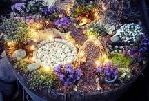 Fairy Gardens & Doors
