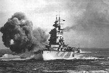 military | II WW navy