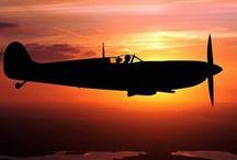 military | II WW planes