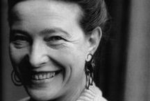 women | Simone de Beauvoir