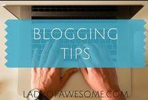 BLOGGING • TIPS / Blogging tips, tips for bloggers, grow my blog, grow your blog, bloggers, blog, blog traffic, blog followers