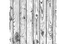 SU (stamps) hardwood