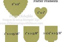SU (DIEs) hearts & flutters