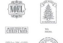 SU (stamps) nostalgische Weihnachten