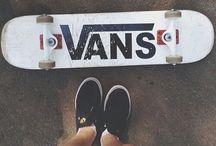 Off The Wall / Vans apparel
