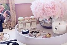 Dressing Table Dreams / Ideas for the perfect dressing table