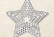 SU (DIEs) Star framelits