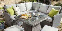 Al Fresco Living 2018 / Be inspired by our New Season Garden Furniture and create a sumptuous space in your garden - whether you're looking to host a party, lounge around or revitalise a smaller space!