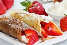 Breakfast Anyone? / Neat breakfast ideas that I would like to try / by Jessica Jenkins