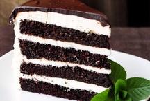 Cakes, Desserts & Cheesecakes