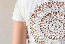 Blusas a  crochét / by Susana Magnolia Huerta Muñoz