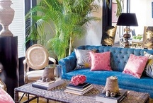 Fabrics and furniture / Fabulous fabrics, furniture and wallpaper.