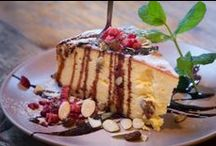 Weranda's CAKES & PIES / Delicious cakes & pies served in each of our restaurants.