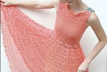 Vestidos crochet / Está de moda el crochet / by Susana Magnolia Huerta Muñoz