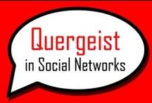 Soziale Netzwerke für Quergeister / Folgen Sie Axel Haitzer, Quergeist in sozialen Netzwerken oder nehmen Sie direkt Kontakt auf.