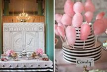 Sophie & Prince by Cupcakable Party Table Ideas / Inspiration Ideas for the events we plan at Sophie & Prince children & teen parties & events as well as baby showers. / by Jessica Jenkins