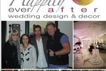 Zelri & Gerhard Steyn / The wonderful celebration of Zelri and Gerhard Steyn.  Celebrated their wedding day on the 1st June 2013.  Their décor inspiration was crystal and antique silver.