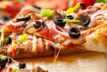 Pizza Pizza!! / Pizza recipes I would like to try. / by Jessica Jenkins