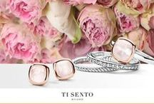 Ti Sento Jewels / Ti Sento Milano is a range of luxurious, fashionable yet accessible jewellery.  Made of sterling silver and rhodium plated to give it a luxurious finish, the range features a rainbow of colours to match each fashion season.