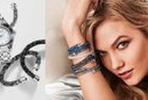 Love Swarovski / Swarovski is the world's leading producer of precision-cut crystal for jewellery, fashion, interiors, lighting and architecture and their stunning collections are testament to this fact.