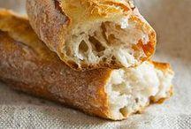 ESSEN Brot und Brötchen / Bauernbrot, Baguette, Zopfbrot, Brötchen oder was auch immer. Hauptsache selbst gebacken.