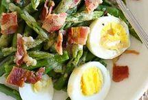 ESSEN Salat, Salat, Salat / Es gibt noch mehr als nur Eisbergsalat.
