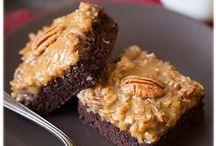 ESSEN Brownies & Blondies