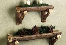 Twig & Wood Crafts