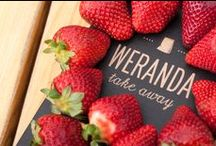 Weranda Take Away / Enjoy every summer Sunday with the one and only Weranda Our summer project. Where great food meets wonderful music: the coolest dj sets, colourful drinks, healthy snacks and beautiful people spending time with their friends & families. Let's get laaaaazy together!