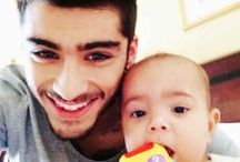♥Zayn and baby♥
