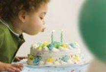 Celebrate «» Birthday Parties / by Amber Jo Carwile