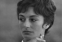 Portraits: Une femme