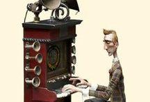 automata / hračky automatické